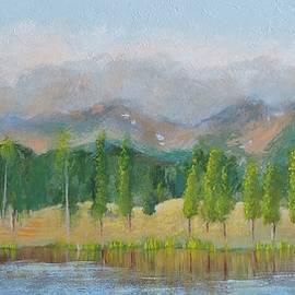 Margaret Bobb - Misty Mountains