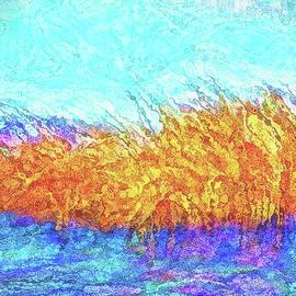Joel Bruce Wallach - Misty Pond Reeds