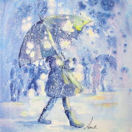 April McCarthy-Braca - Mixed Precipitation