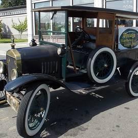 Patti Walden - Model T Delivery Truck