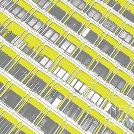 Modern Cubes Abstract 2 - Edward Fielding