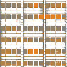 Modern Cubes Abstract 3  - Edward Fielding