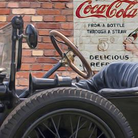 Jack Zulli - Modet T Vintage Coke Ghost Image