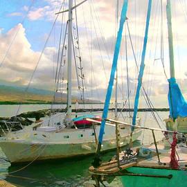 James Temple - Molokai Harbor