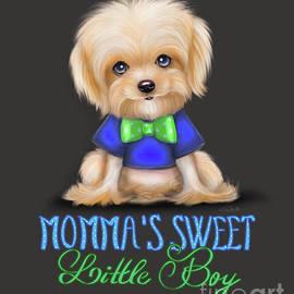 Mommas sweet little boy