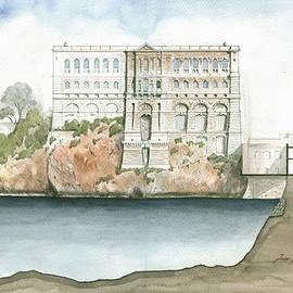 monaco oceanographic museum - Juan Bosco
