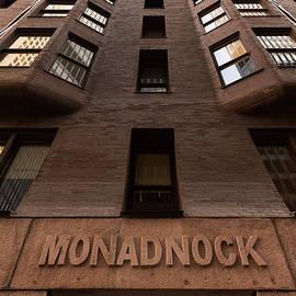 Steve Gadomski - Monadnock Building Chicago