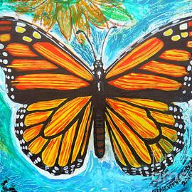 Genevieve Esson - Monarch Butterfly