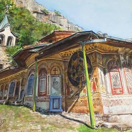 Henrieta Maneva - Monastery of The Holy Transfiguration of God  Bulgaria