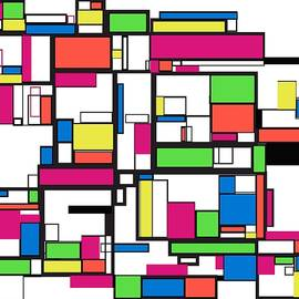 Jacquie King - Mondrian 2101