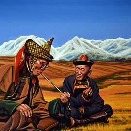 Paul Meijering - Mongolia Land of the Eternal Blue Sky