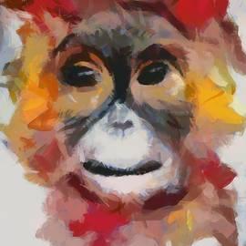 Catherine Lott - Monkey Splat