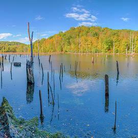 John Prause - Monksville Reservoir Fall 2016