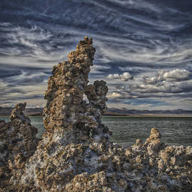 Mitch Shindelbower - Mono Lake Tufa