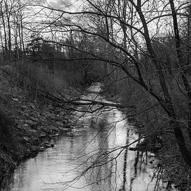 Jennifer Ancker - Monocacy Creek in Winter