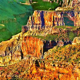 Bob and Nadine Johnston - Monolith North Rim Grand Canyon