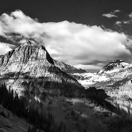 Allan Van Gasbeck - Monotone Peaks Glacier National Park