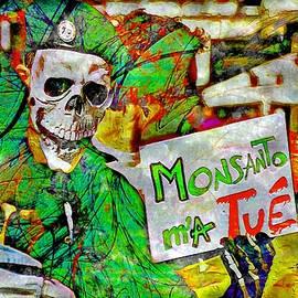 Jean Francois Gil - Monsanto Killed Me