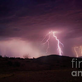 Anthony Citro - Monsoon Lightning
