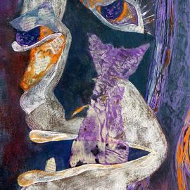 Szilvia Ponyiczki - Monster 1 - Desire to escape artwork fragment