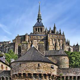 Nikolyn McDonald - Mont Saint-Michel - France