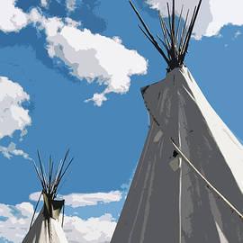 Joanne Riske - Montana sky