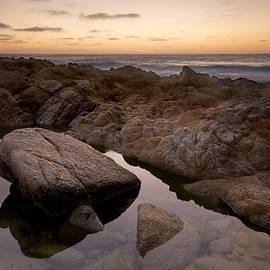 Mike Irwin - Monterey Sunset