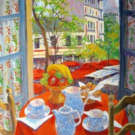 Montmartre - William Ireland