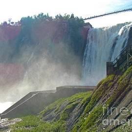 John Malone - Montmorency Park Falls