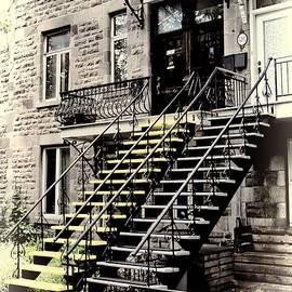 Daniel Castonguay - Montreal Stairs