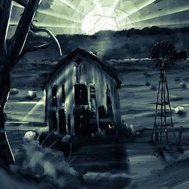 Nathan Steinke - Moody Barn Midnight