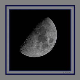 Mark Myhaver - Moon 61 Percent