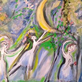 Judith Desrosiers - Moon Dance