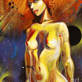 Aramis Hamer - Moon Fire