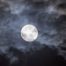 Vitaliy Bodnar - Moon In The Clouds