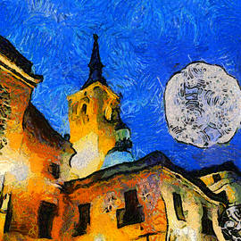 Alan Armstrong - Moon Light Night In Madrid Tribute To Vincent