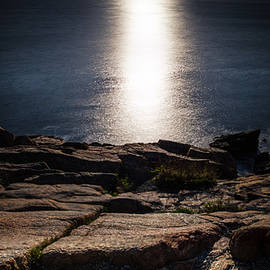 Brent L Ander - Moon Over Acadia Shores