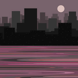 Val Arie - Moon Over Manhattan - A Different View