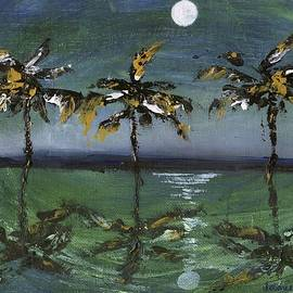 Jamie Frier - Moon Palms