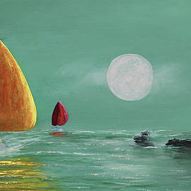 Ken Figurski - Moonlight Sailnata