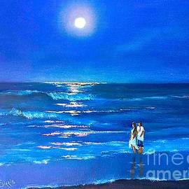 Viktoriya Sirris - Moonlight Silence