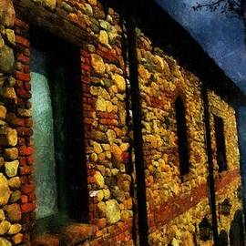 RC deWinter - Moonlit Chateau