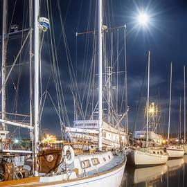 Ken Smith - Moonrise Harbor