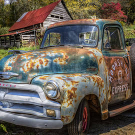 Debra and Dave Vanderlaan - Moonshine Truck