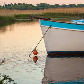Brian MacLean - Moored Boat