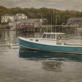 Paul Malen - Mooring, Lobster Cove