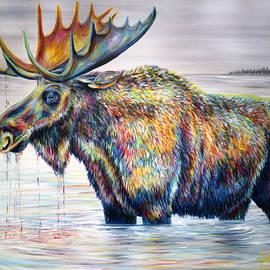 Teshia Art - Moose Island