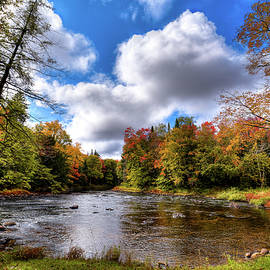 David Patterson - Moose River near Scusa Road