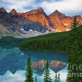Henk Meijer Photography - Moraine Lake - Canada