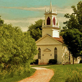 Trey Foerster - Moravian Church